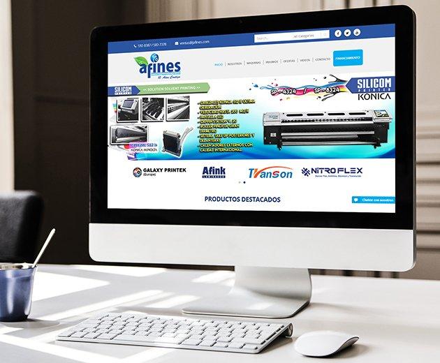 paginas web administrables