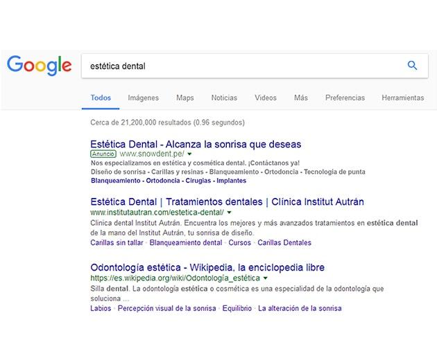 campañas google