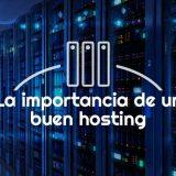 La importancia de un buen hosting