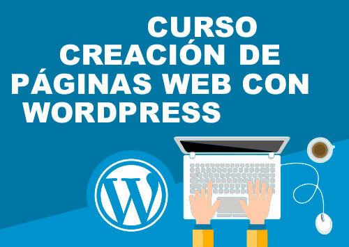 curso creacion de paginas web con wordpress lima peru