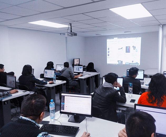 curso digital marjetimg empresas en lima peru