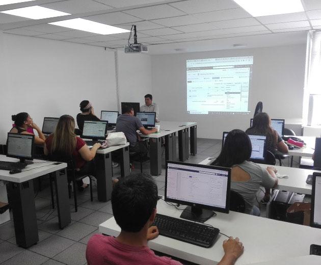 curso presencial y online de marketing digital