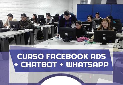 curso de publicidad en facebook en lima peru