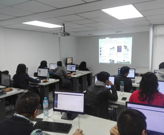 curso de comercio electronico en lima peru